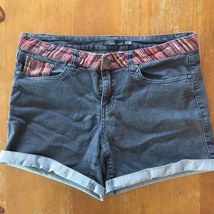 Cute Prana jeans shorts